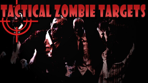 tactical zombie targets logo